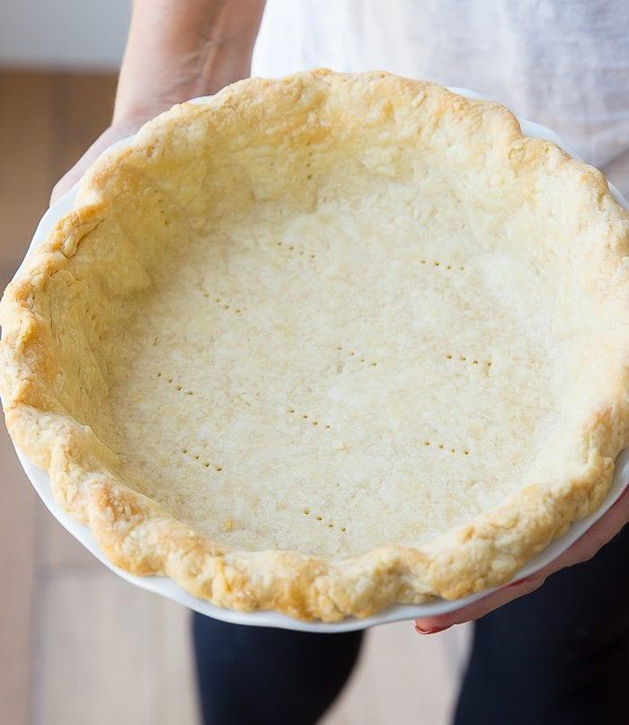 Grandma's Homemade Pie Crust