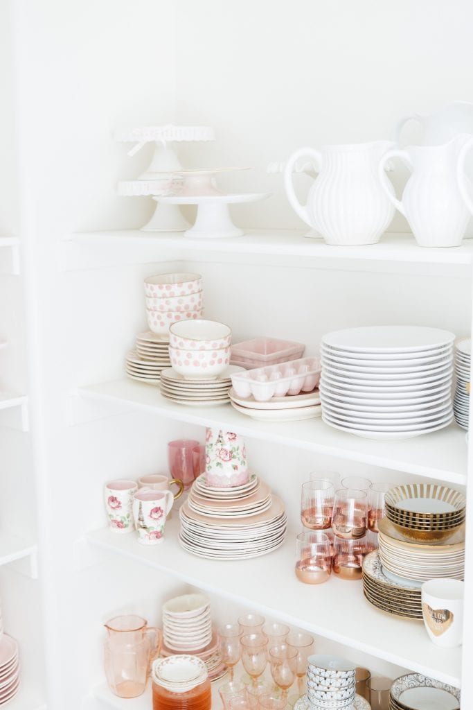 Organizing Dishes