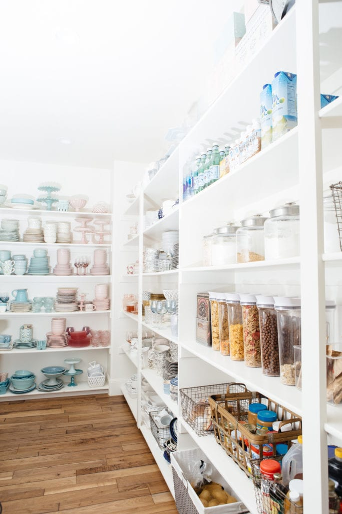 Pantry Organization Tips With Containers