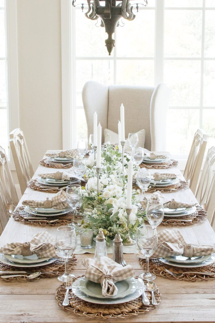 Holiday Hosting at Home: Fall Decor, Tablescapes and Entertaining Ideas #1