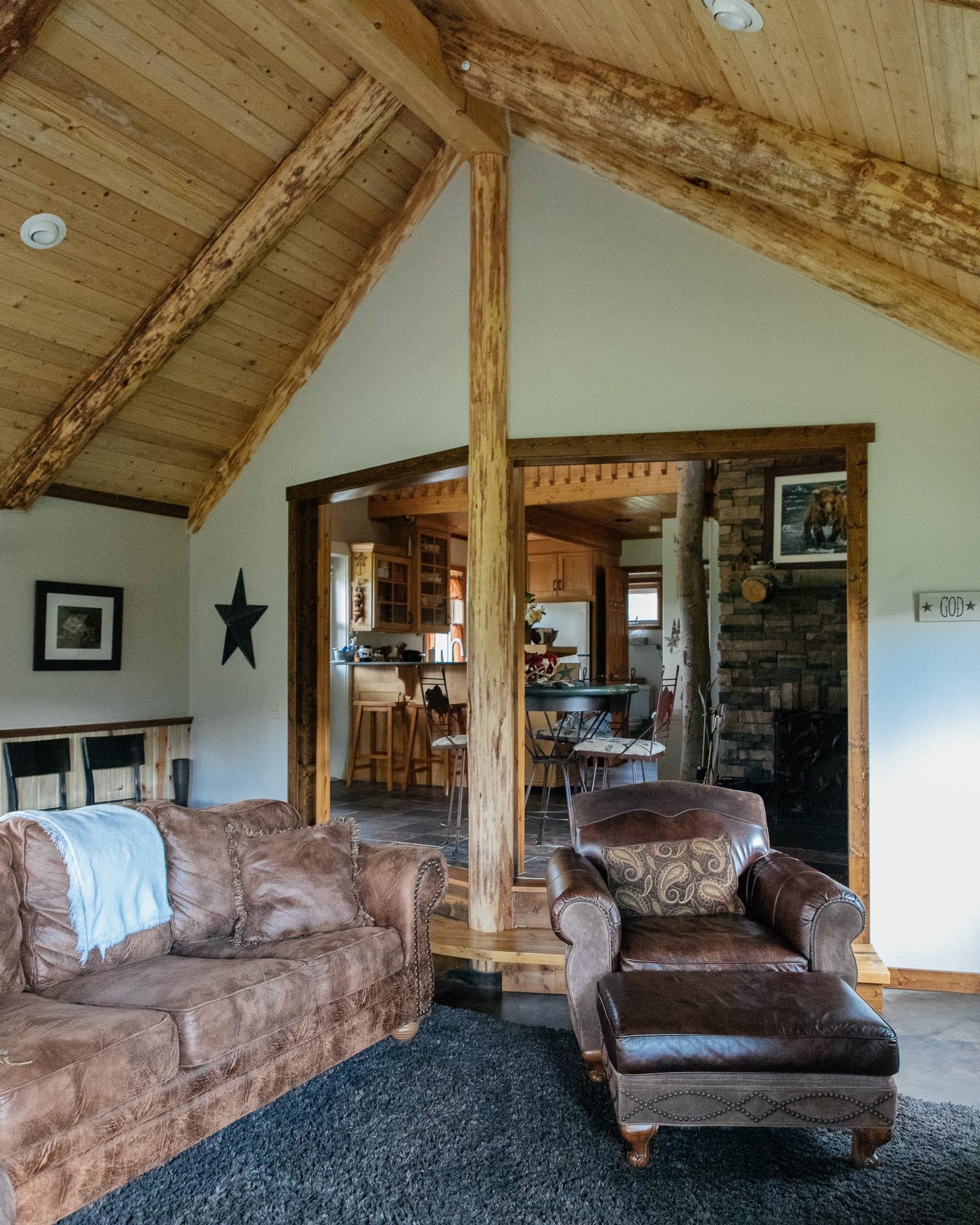 Living Room Addition Polaris Montana