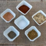 seasonings for chili recipe