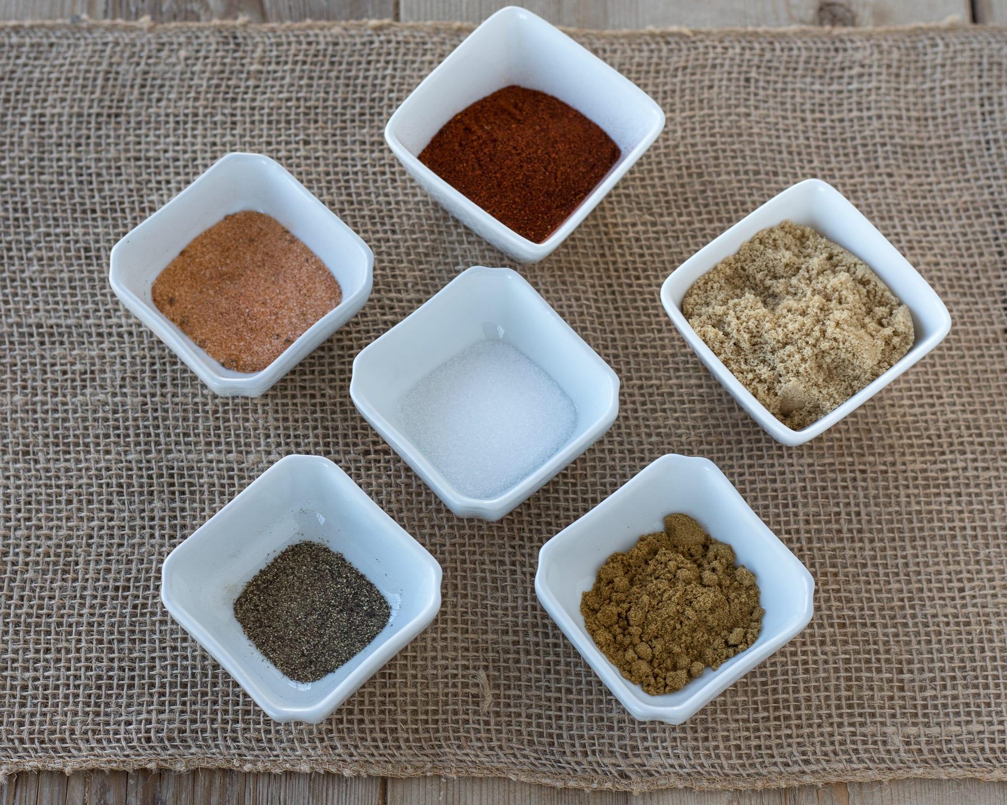 seasonings for chili recipe