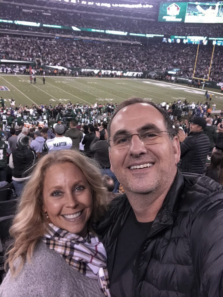 NE Patriots vs Jets