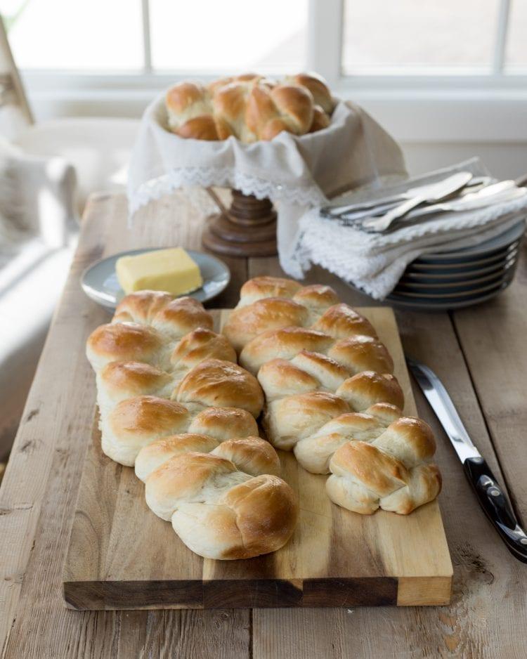 braided French bread recipe
