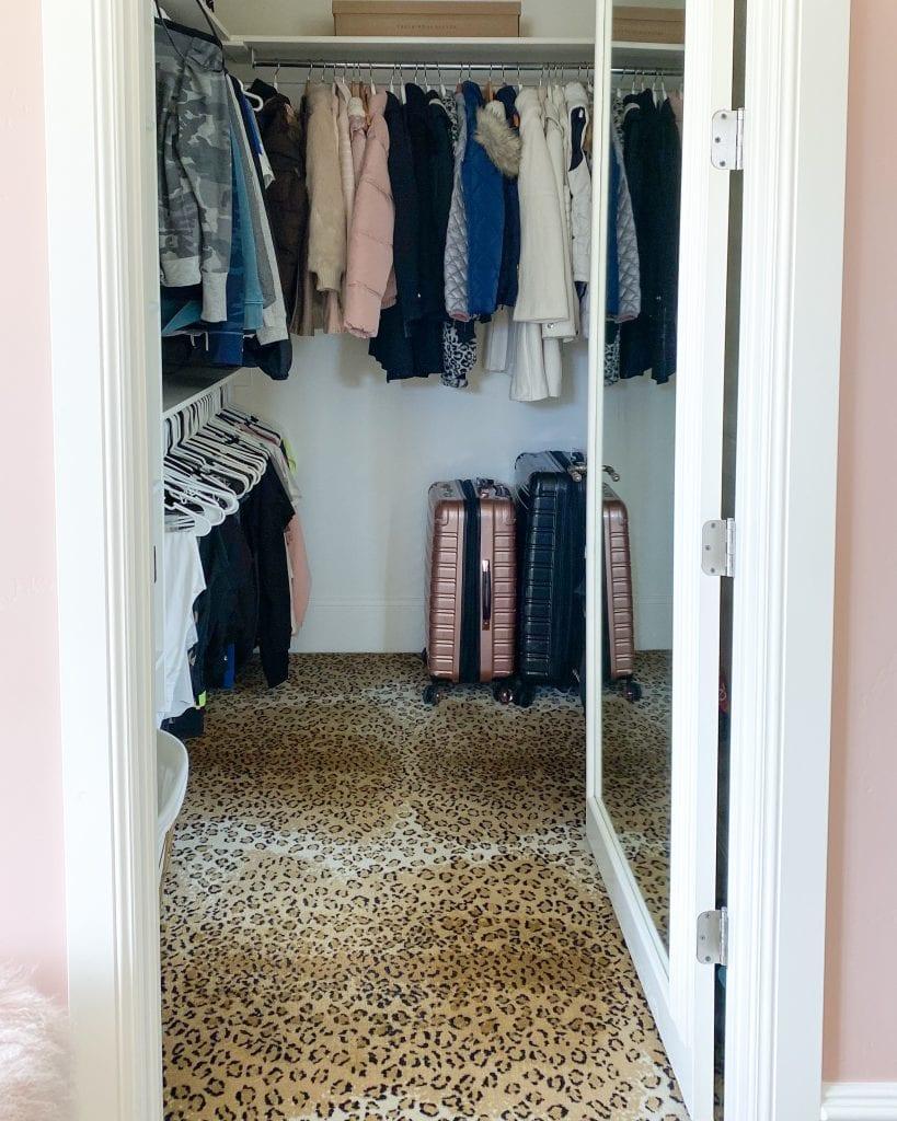 closet inside the closet