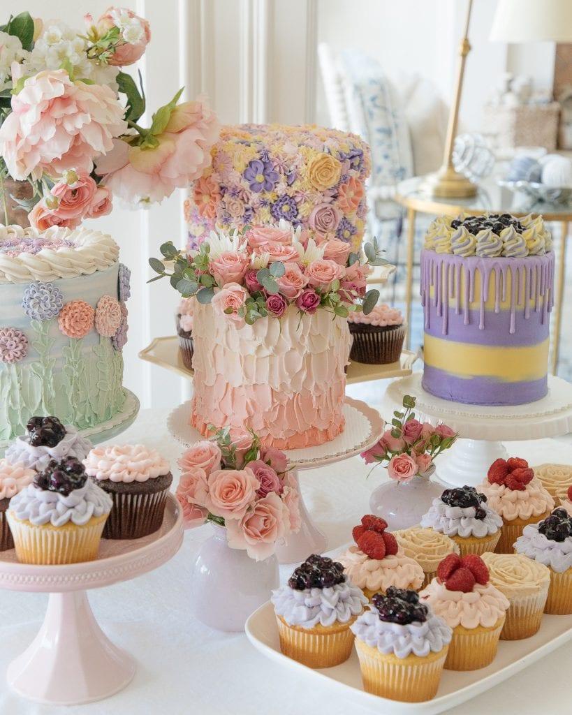 dessert cake cupcake tablesacpe