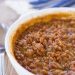 delicious baked bean recipes