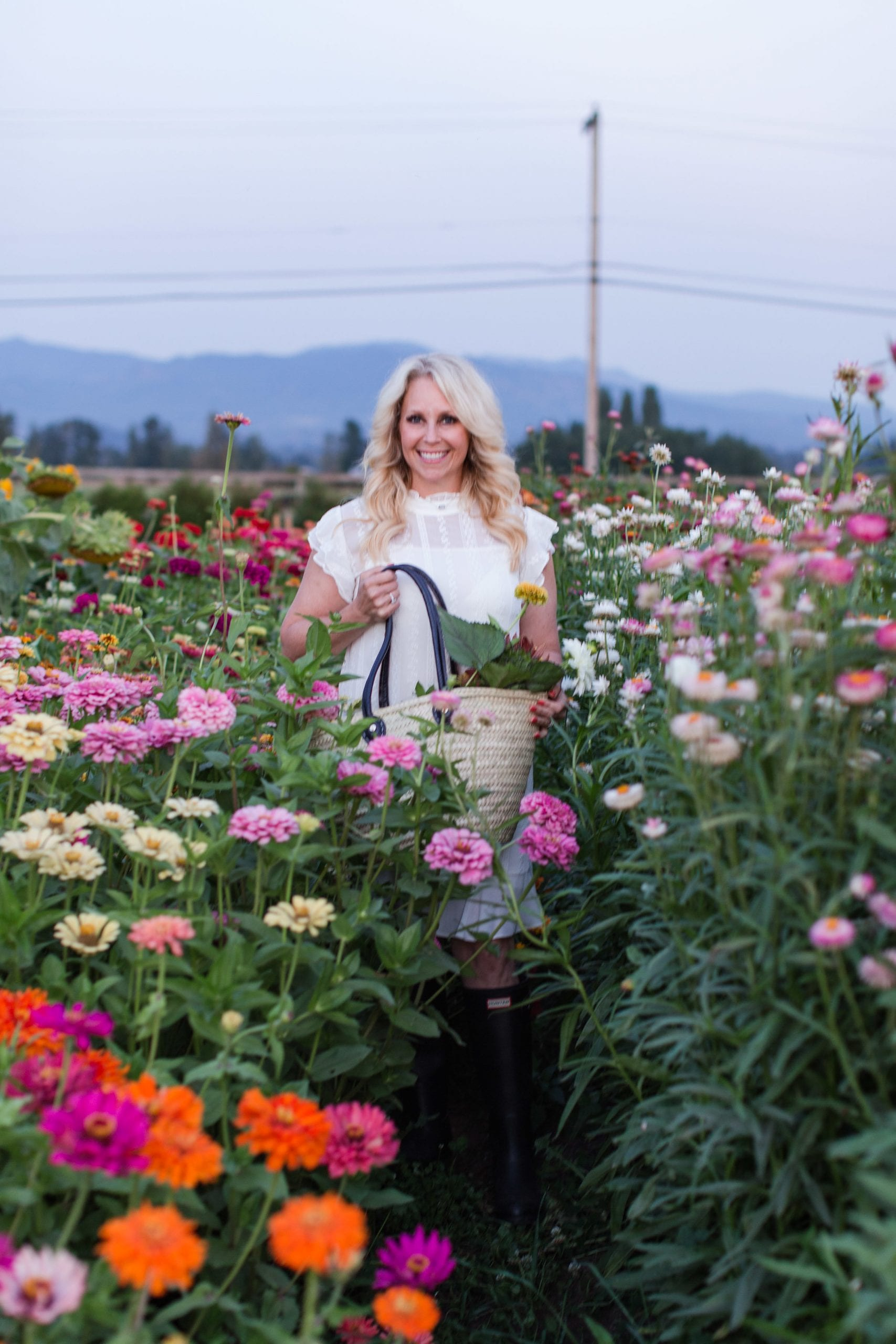 flower farms in the pacific northwest