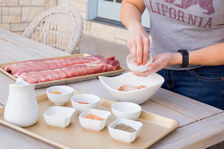 rib rub barbecue recipe