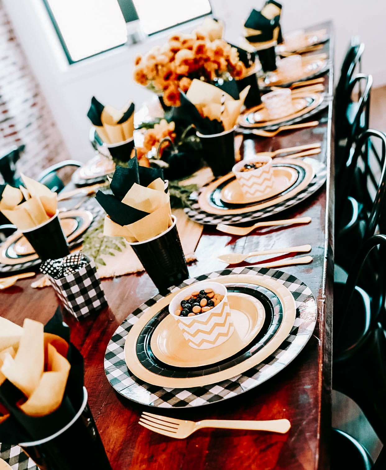 farmhouse tablescape ideas