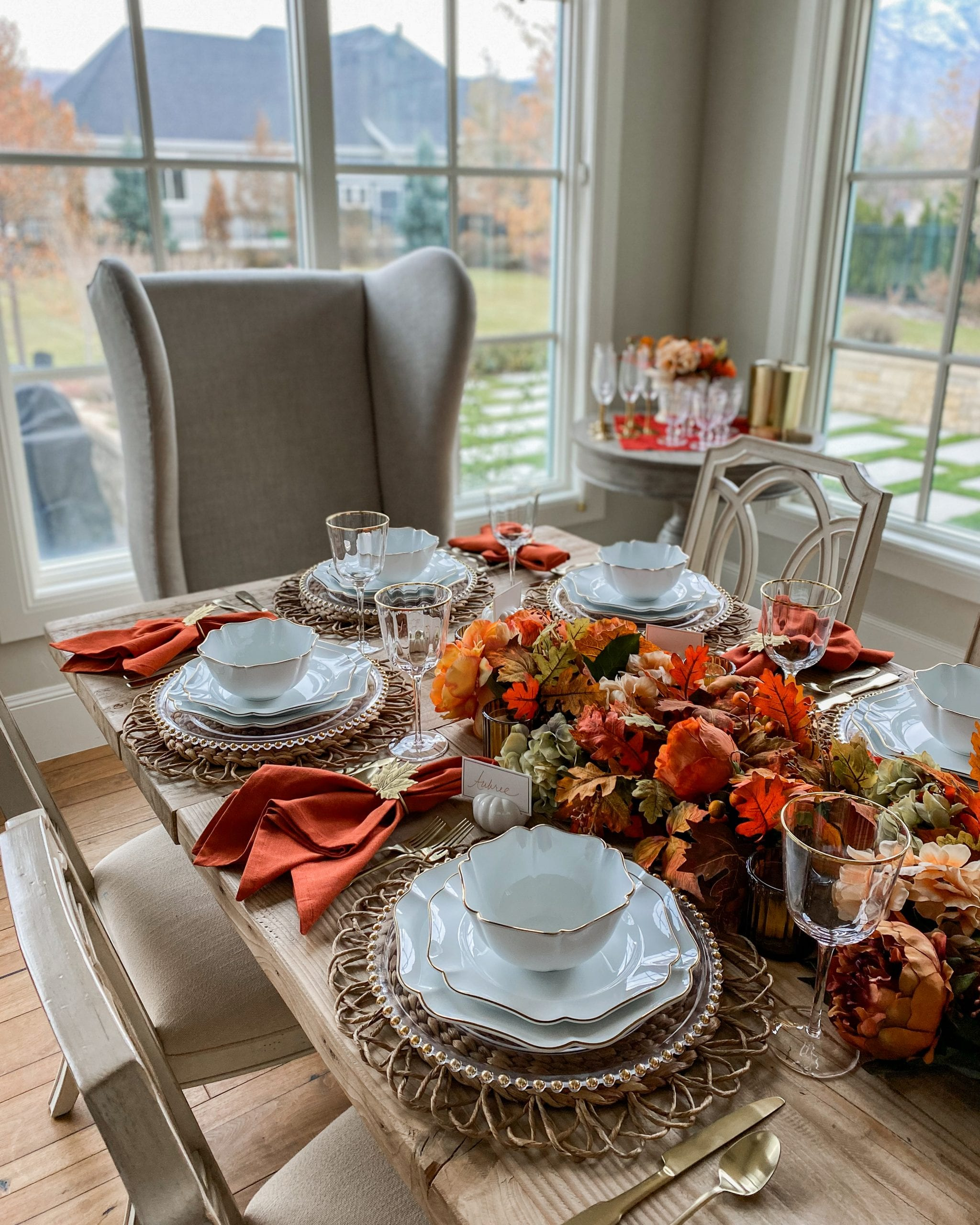 tablescapes for fall