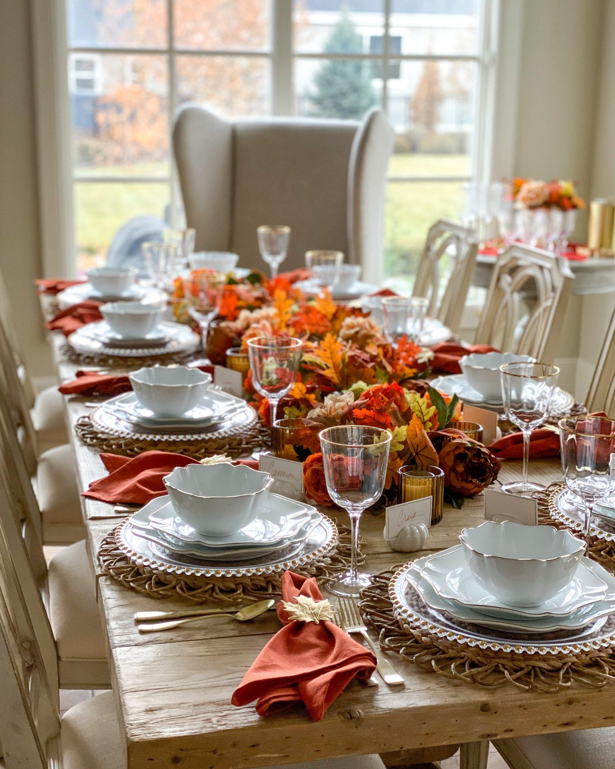 thanksgiving Friendsgiving