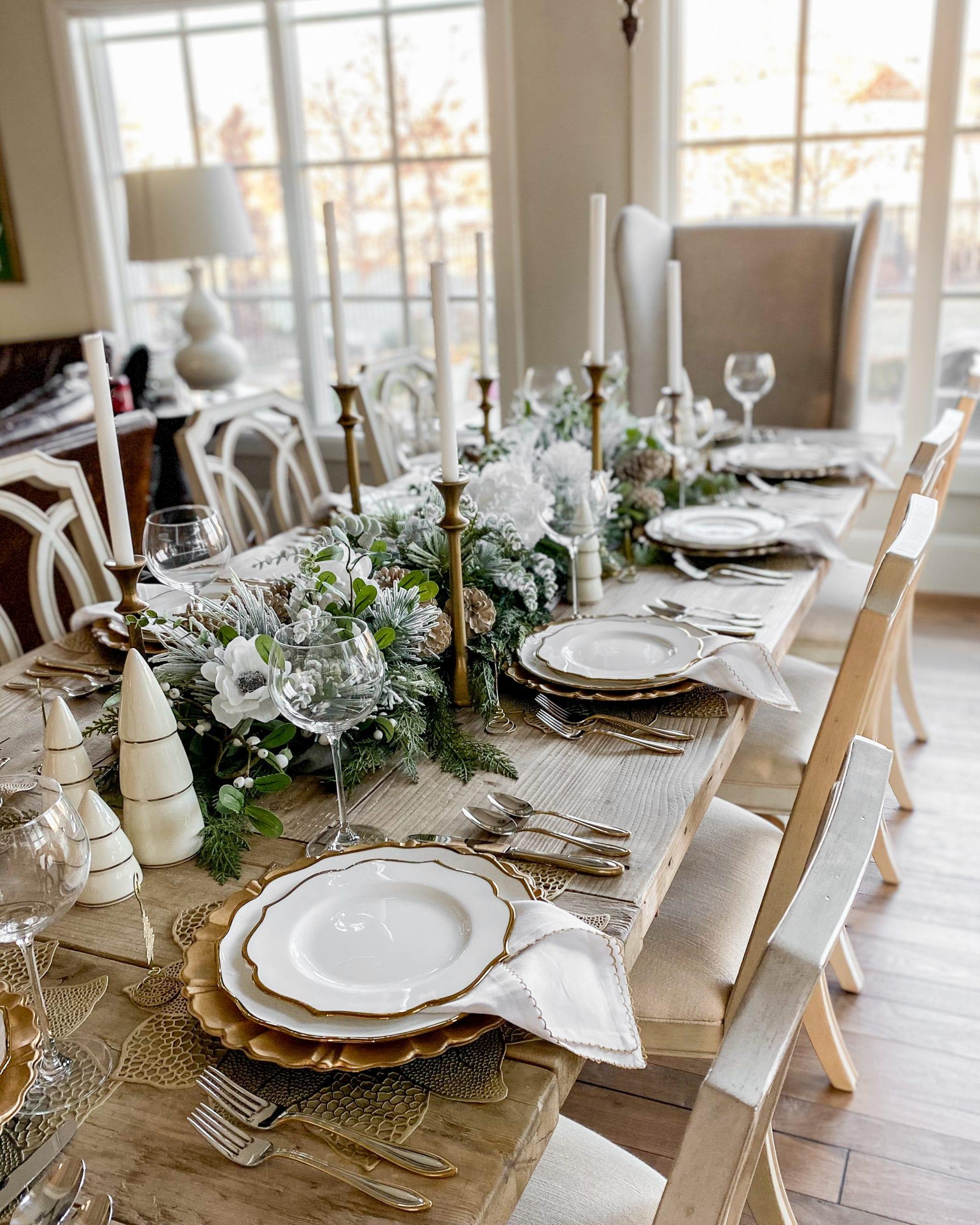 Lenox dinnerware contempo luxe pattern