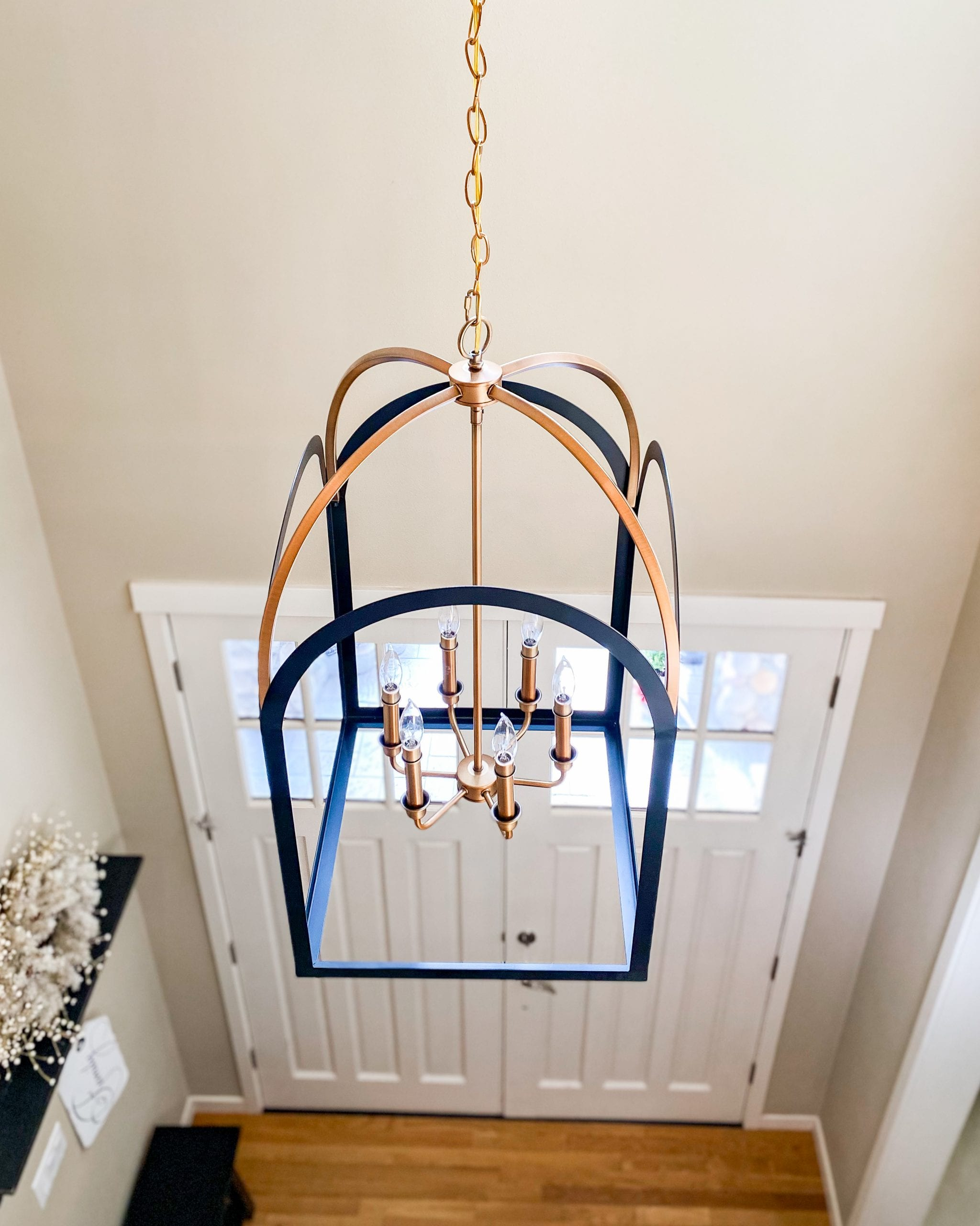 henrco foyer penant light, Updating Lights In Your Home