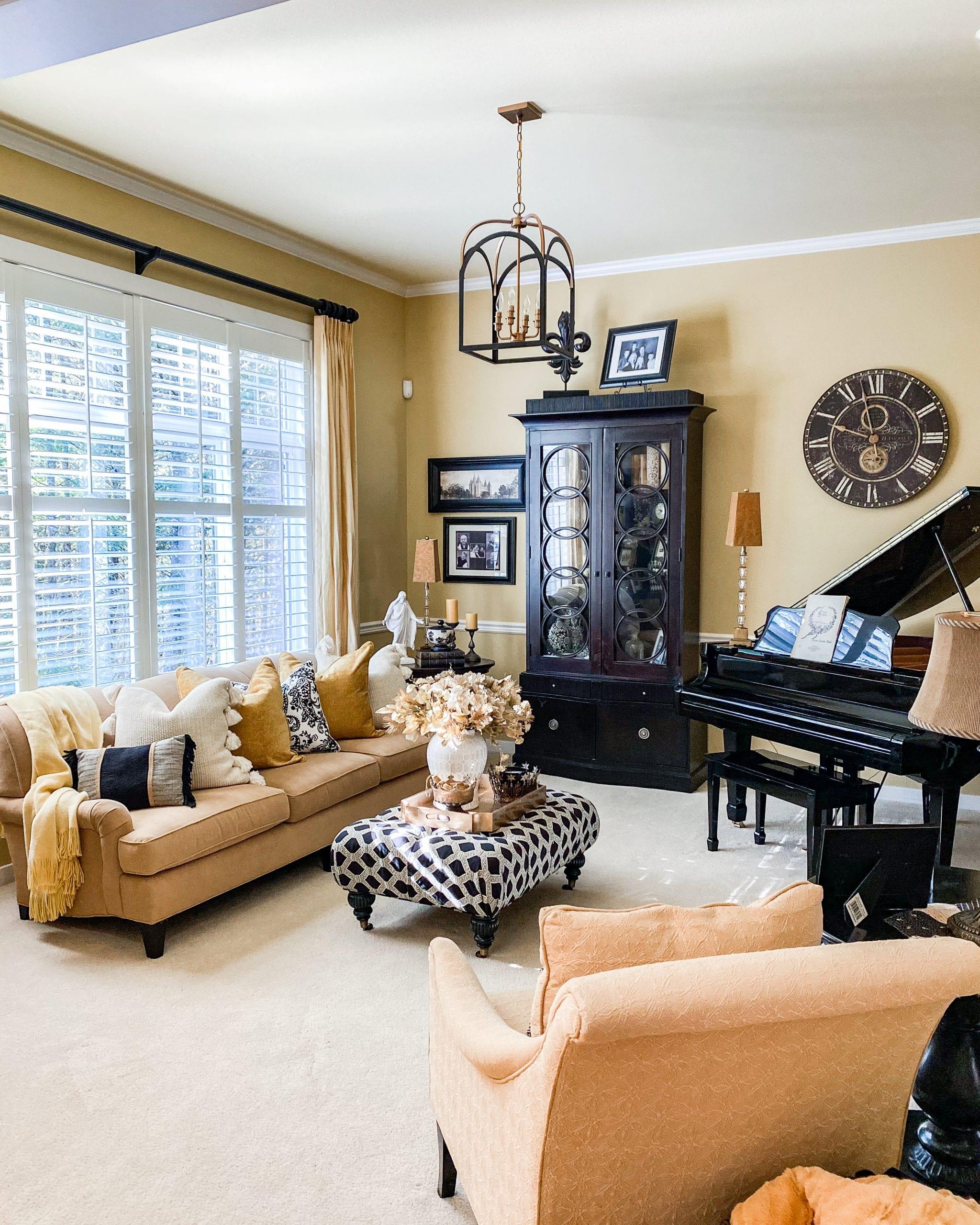 living room pendant lighting, Updating Lights In Your Home