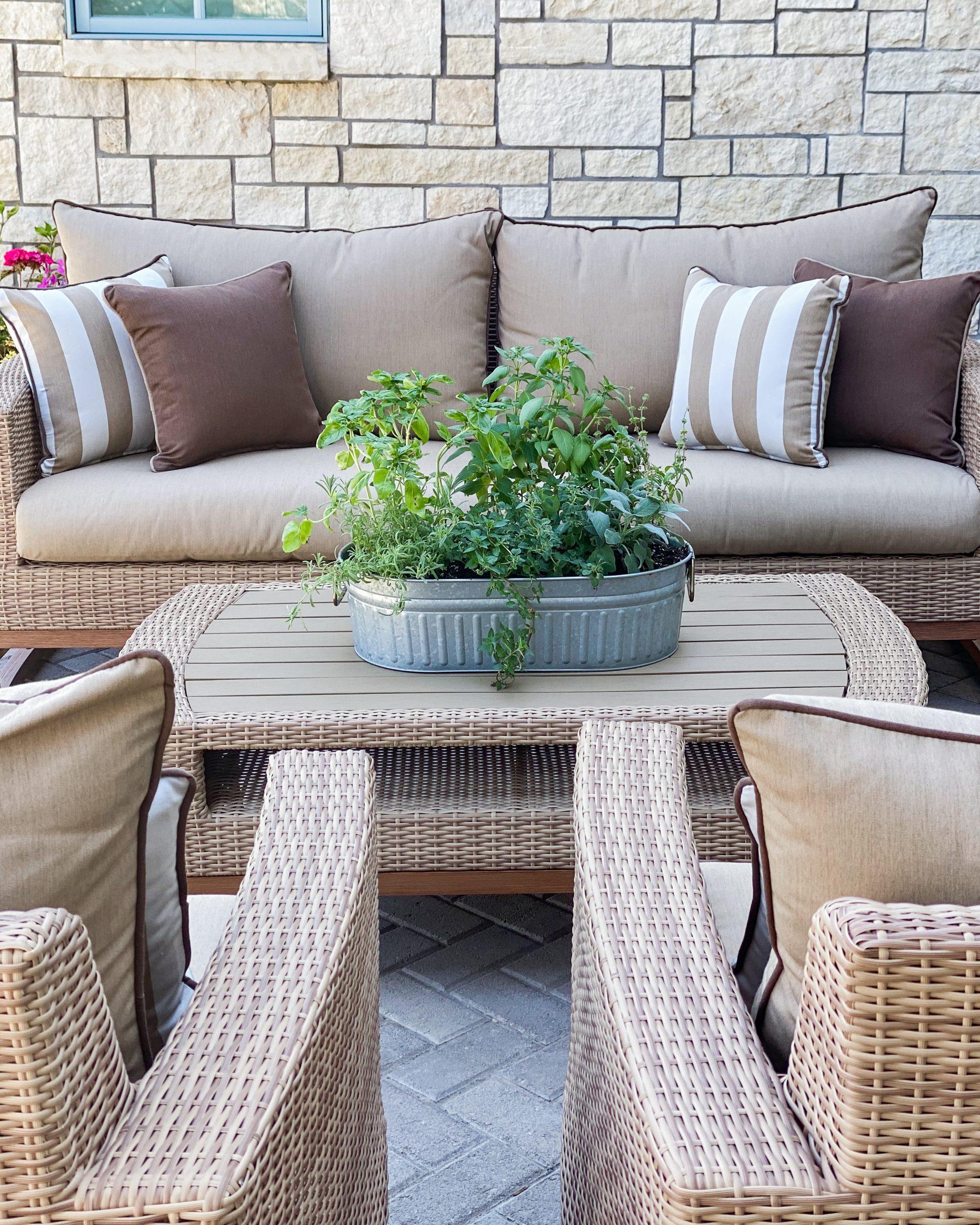 RST Brands mili patio furniture outdoor furniture